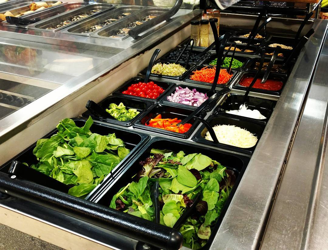 GreenStar Salad Bar