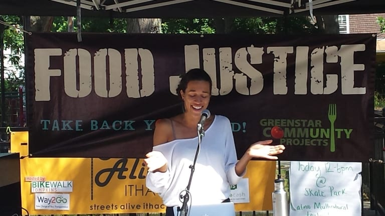 Food Justice Meeting