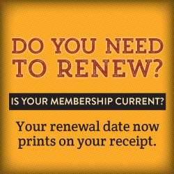 Do you need to renew?