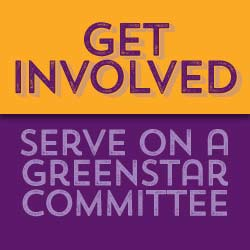 Serve on GreenStar Committee