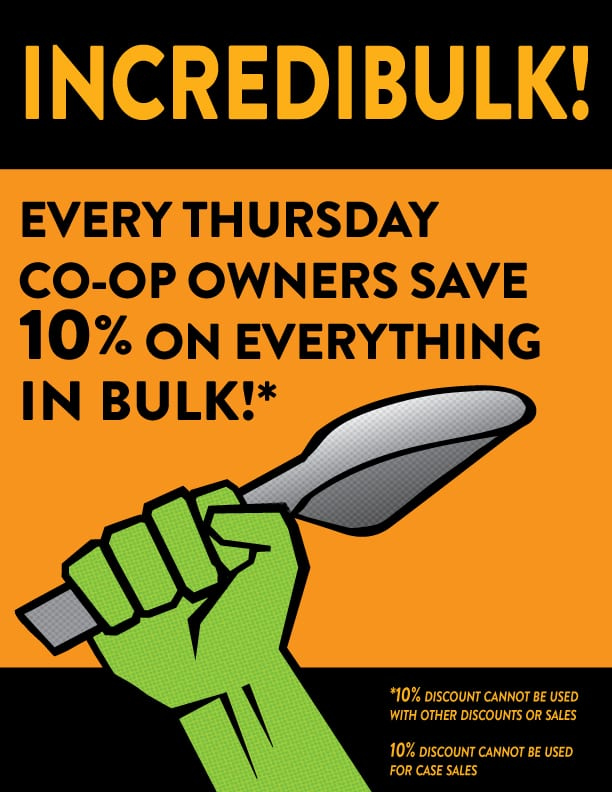 IncrediBulk Thursday!