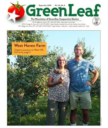 GreenLeaf September 2018
