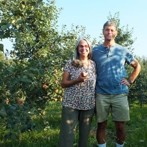 the organic family cookbook growing greening and cooking together
