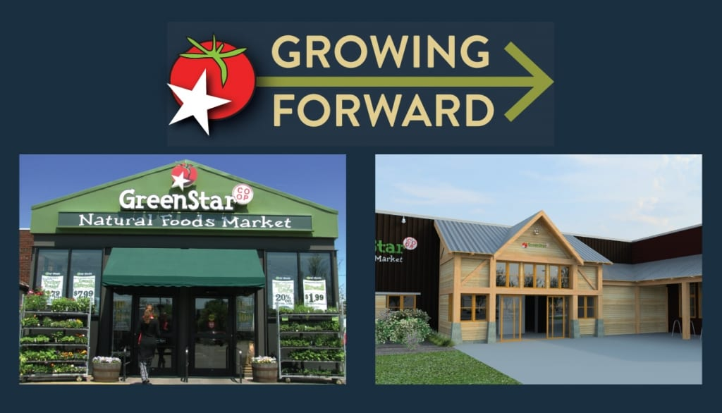 GreenStar growing forward expansion
