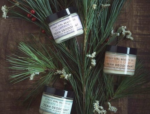 The Stinky Girl Beauty Co. — Effective Natural Deodorant