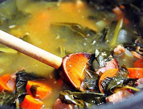 Healing Barley Soup