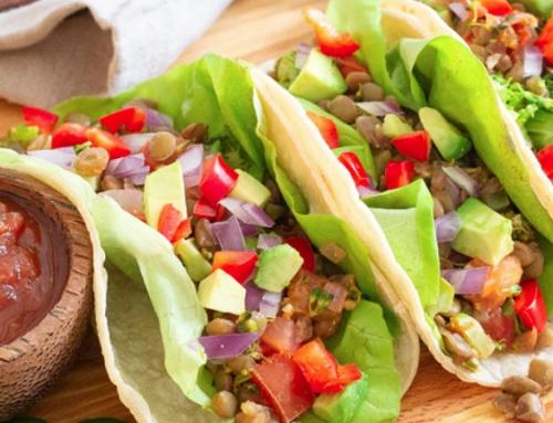 Simple Lentil Tacos