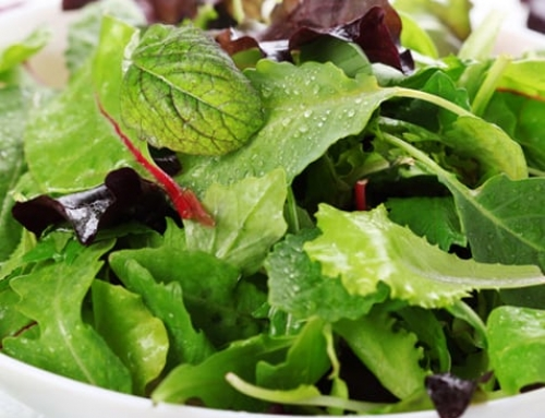 The Skinny on Salad Greens