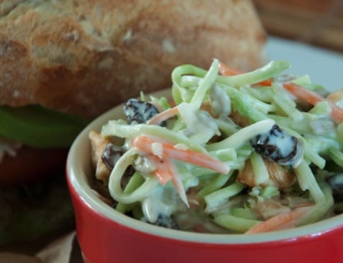 Celebrate Hemp History with a Superfood Slaw