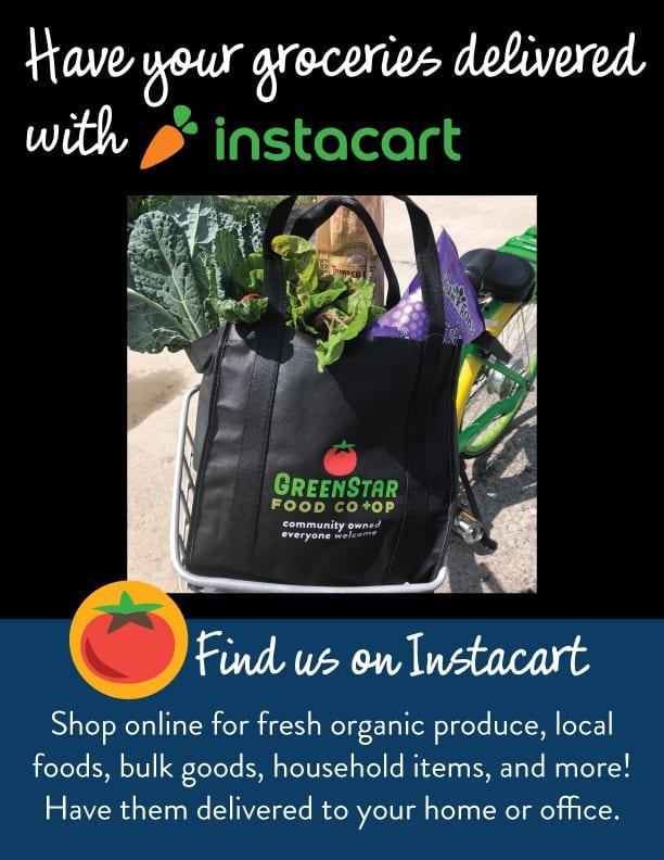 Instacart - GreenStar