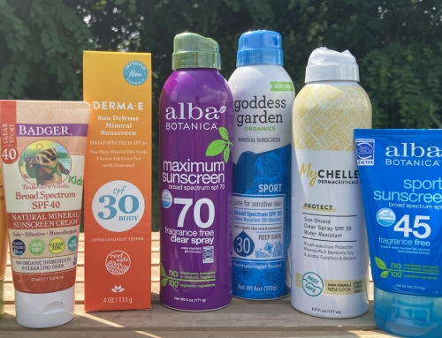 Mineral vs. Chemical Sunscreen: What's the Difference?
