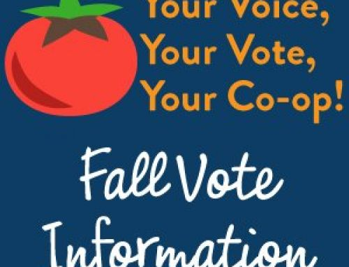 Fall 2020 Bylaws Vote Information