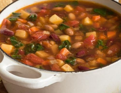 Farmhouse Bean Soup